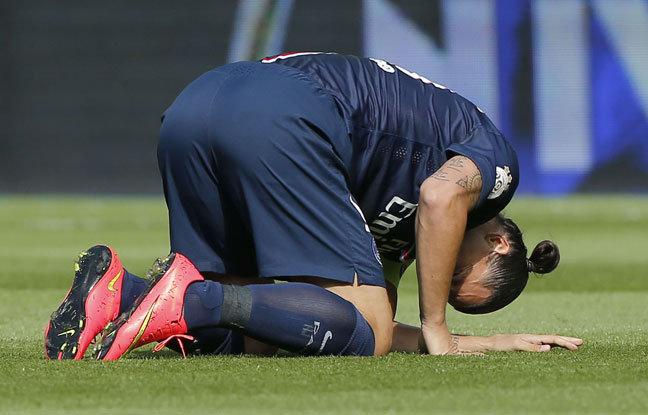 PSG : Ibra retarde lui-même son retour