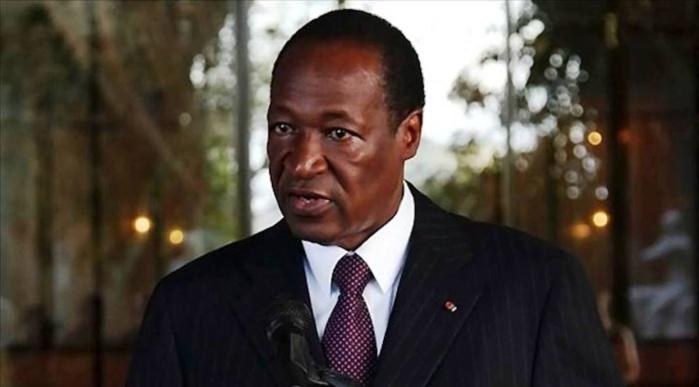 Blaise Compaoré refuse de démissionner : Voici sa déclaration à la télévision