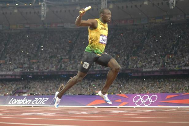 Football: L'entraîneur de la Jamaïque veut convoquer Usain Bolt en sélection