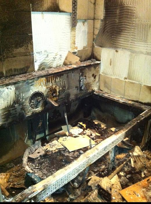 BALOTELLI : sa maison ravagée après un feu d'artifice