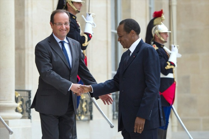 Blaise Compaoré en Côte d'Ivoire : une opération d'exfiltration menée par la France