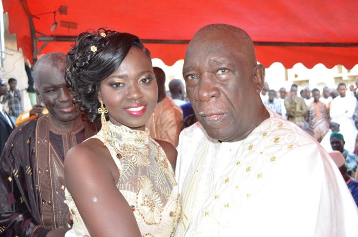 Les images du mariage du SG des jeunes du PS Bounama Sall avec Khouredia Fall Vice Presidente nationale des jeunesses feminines