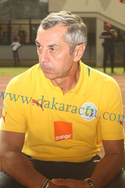 Voici la liste des joueurs sélectionnés, Diafra Sakho convoqué