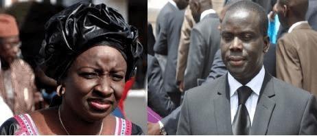 TRACTATION : Rencontre secrète entre Aminata Touré et Gackou