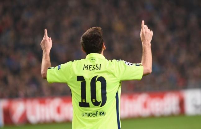 Ligue des champions : Messi égale le record de Raul