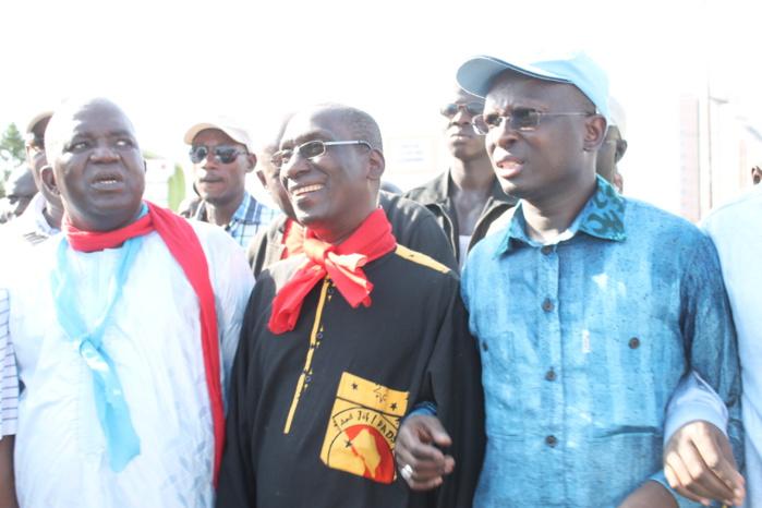 Meeting du 21 Novembre : « Que Macky Sall agrandisse les prisons ou les multiplie parce que nous allons le tenir! » (Mamadou Diop Decroix)