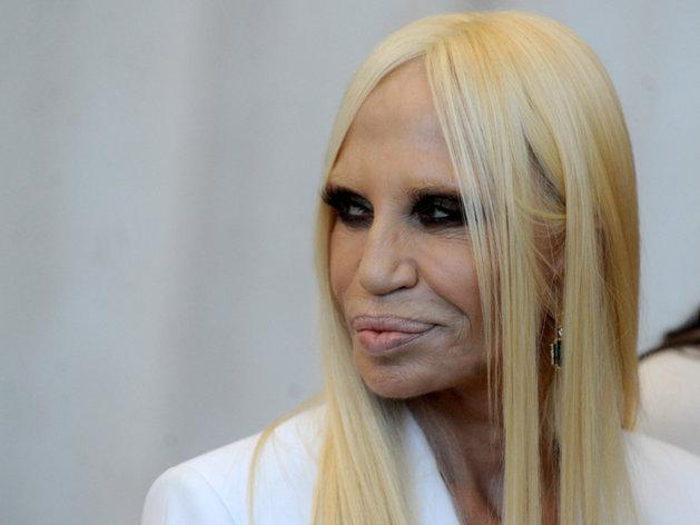 Donatella Versace : qu'a-t-elle fait à son visage ?