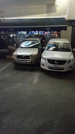 Ivre, Sidy Amar, le frère de Cheikh provoque un accident et insulte tout le monde