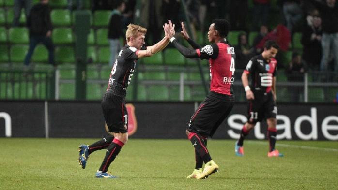 Ligue 1 - Pas malheureux, Rennes a eu le dernier mot