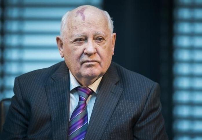 Pour Gorbatchev, le monde est au bord d'une nouvelle Guerre froide