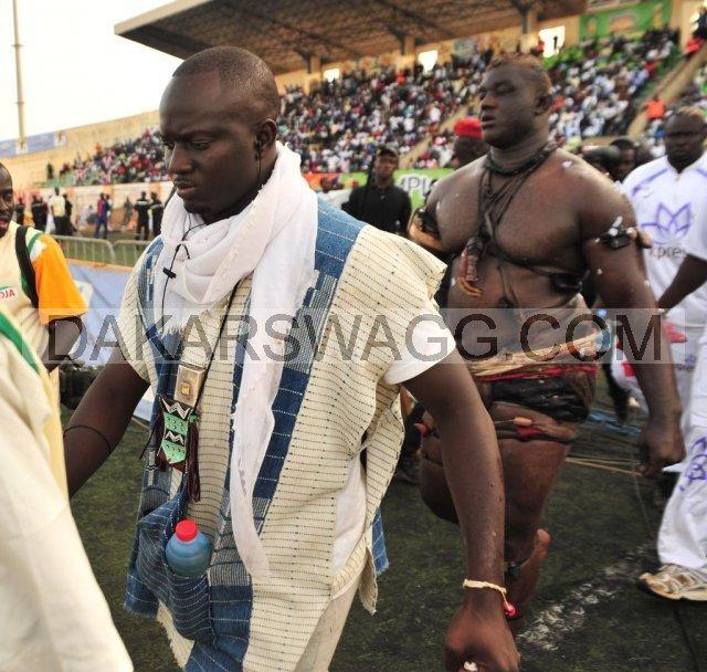 Malick Gackou et Gaston Mbengue réconcilient Balla Gaye II et Baye Ndiaye
