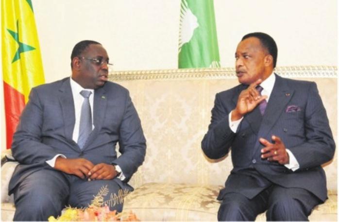Avec dans ses bagages son ministre-conseiller Youssou N'dour  : Que cache ce séjour de Macky Sall chez le « Président-maçon » Denis Sassou Nguesso?