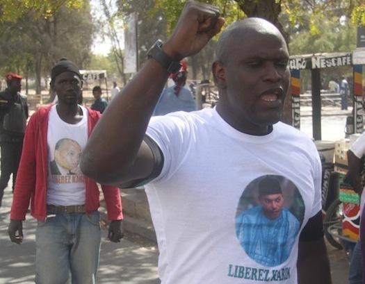 """Alpagué et déféré au Parquet de Dakar : Les vraies raisons de l'arrestation du lutteur """"Karimiste"""" Demba Dang"""