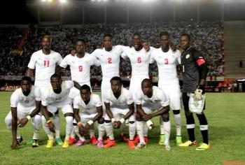 Premier galop d'entrainement des Lions à Paris : Diamé blessé, sera remplacé par Ibrahima M'baye