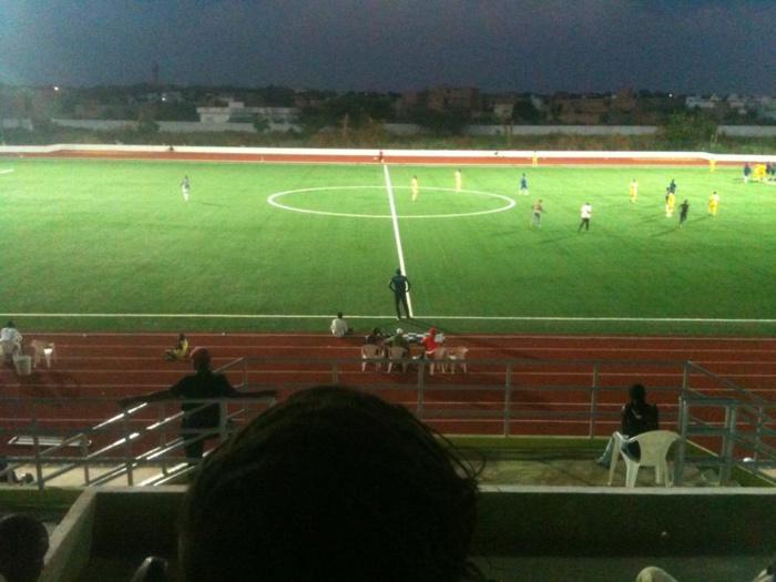 NAVETANES : le stade Alboury Ndiaye de Louga renoue avec la violence