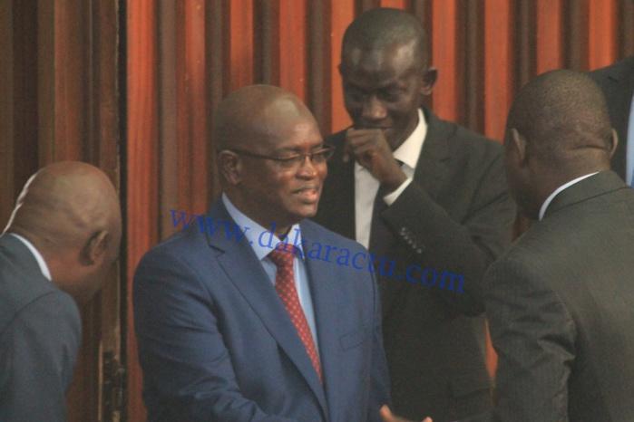 DPG : arrivée et installation des ministres et membres du gouvernement (PHOTOS)