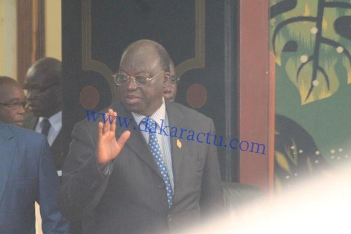 Les images de la déclaration de politique générale du Premier ministre à l'assemblée nationale