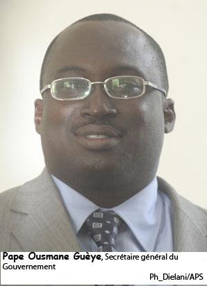 Qui est Pape Ousmane Guèye, le nouveau Dg des Douanes Sénégalaises?