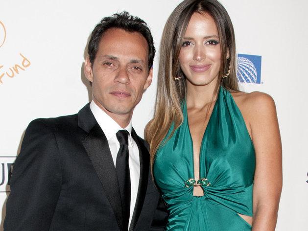 """Marc Anthony : l'ex de Jennifer Lopez s'est marié, J-Lo: """"je suis totalement célibataire""""..."""