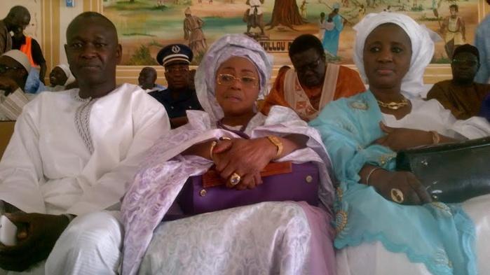 Les images de la cérémonie officielle du Magal de Darou Khoudoss