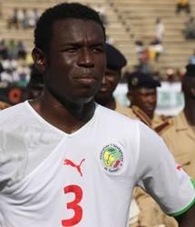 Mame Birame Diouf ouvre le score pour les Lions
