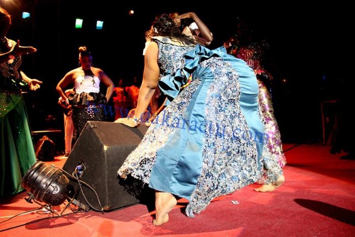 Les images de la nuit de la taille basse de N'goné N'diaye Guéwél au Théâtre Daniel Sorano
