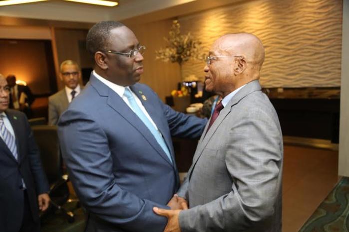 Sommet du G20 – Conclusions de la participation du Président Macky Sall pour la représentation de l'Afrique