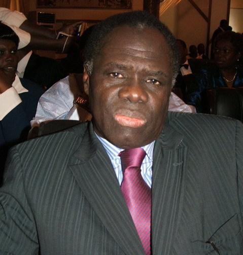 Michel Kafando nommé président par intérim du Burkina Faso