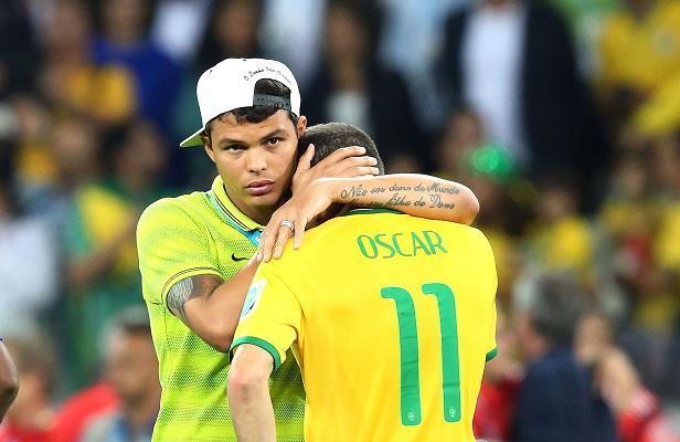 Brésil : Thiago Silva a perdu son brassard de capitaine et «il n'est pas très heureux»