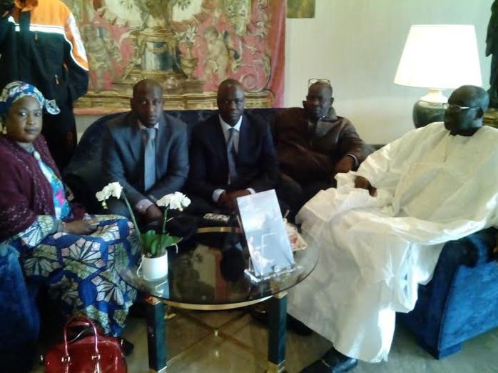 Les images de l'accueil du président Macky Sall à Rome