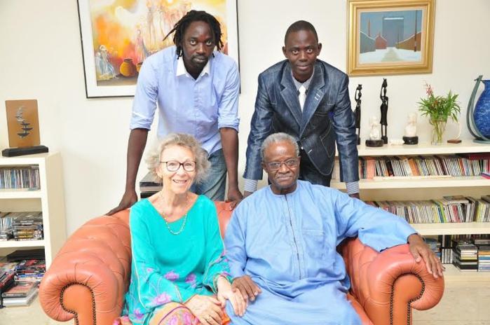 Film documentaire-les carnets secrets : Révélations inédites et pleines d'émotions sur Abdou Diouf