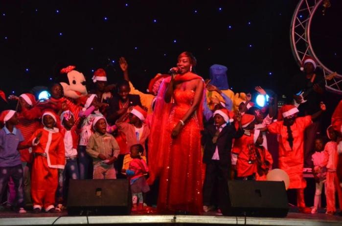 Noël Enfant 2014 : Coumba Gawlo sort un DVD-CD de chansons pour enfants