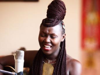Marema (Sénégal), lauréate du Prix Découvertes RFI 2014