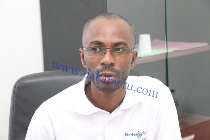 David Youant,  journaliste Ivoirien : « la presse en ligne sénégalaise m'a fait très bonne impression »
