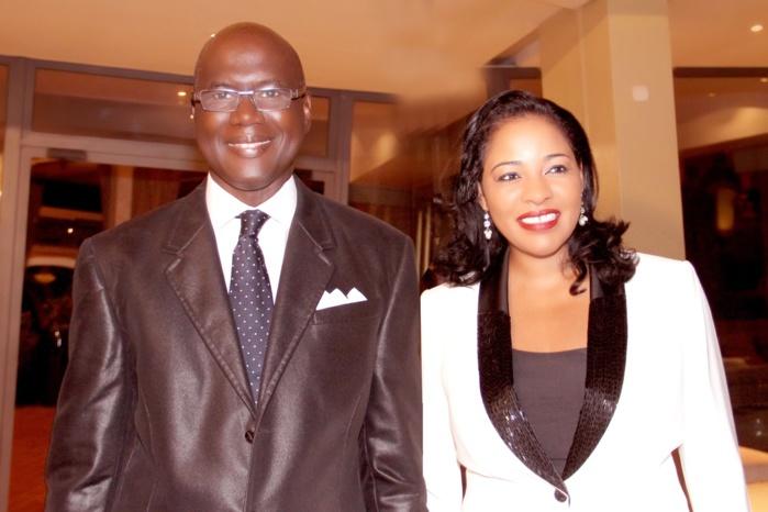 Un an après leur mariage, Léna Sène et Me Mbaye Dieng se montrent pour la première fois ensemble en public
