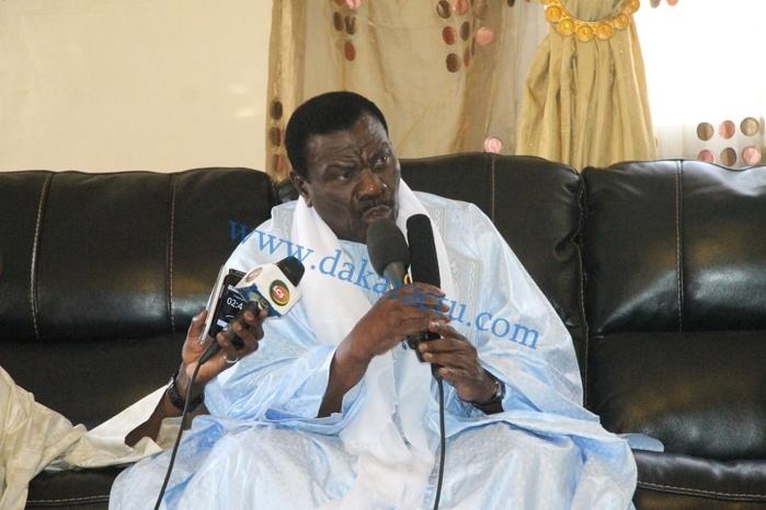 """Le guide des """"Thiantacones"""" revenu hier soir à Dakar  : Les vraies raisons du retour de Cheikh Béthi"""