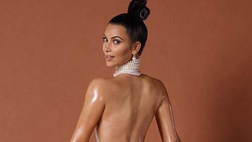 """Kim Kardashian sur ses photos: """"J'adore les photos mais je ne dis pas que tout le monde devrait faire ça"""""""