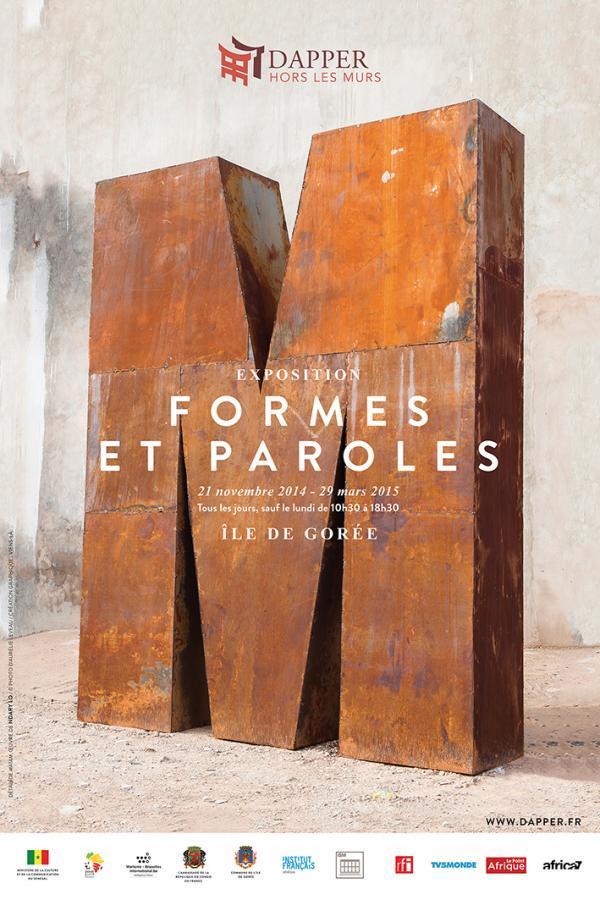 Francophonie : Exposition  de « Formes et paroles » du 21 au 29 Novembre