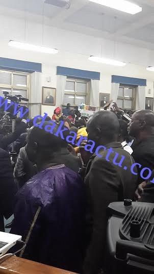 Les images exclusives du meeting de Macky Sall qui se tient en ce moment à Rome