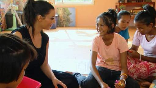 Elle refuse de devenir la fille adoptive de Kim Kardashian