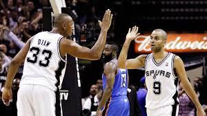 NBA: Tony Parker et Boris Diaw plus forts que LeBron James