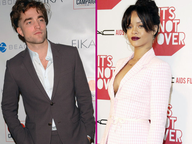 Quand Rihanna drague Robert Pattinson... devant sa petite amie !