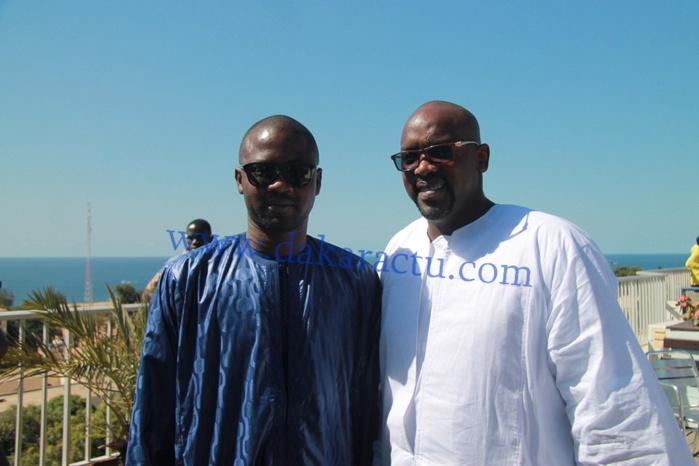 Les images du baptême de Serigne Fallou Fall, fils de Ibou Fall Bogo Transit