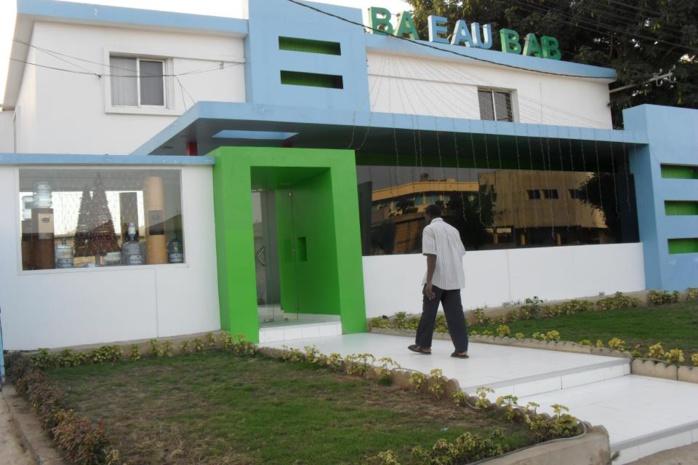 Secousses à « Ba eau Bab Sénégal » : 4 personnes licenciées et le directeur mis en accusation