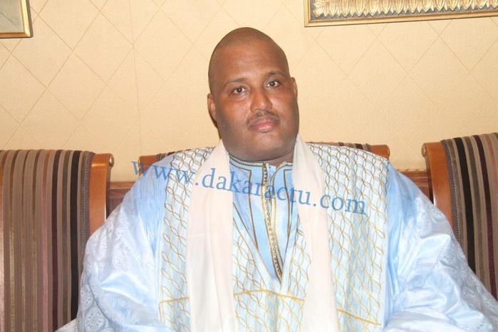 Ahmed Saliou Dieng, vice-président du comité d'organisation du Magal de Touba