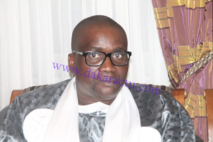 Serigne Abo Mbacké president du comité  presse du magal de touba