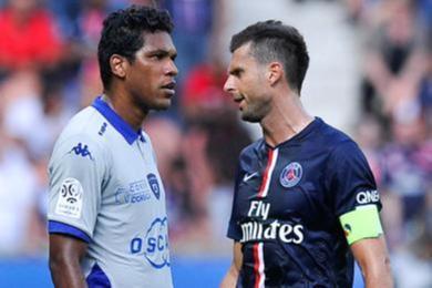 Bastia : pour son coup de tête sur Thiago Motta, Brandao s'explique enfin !