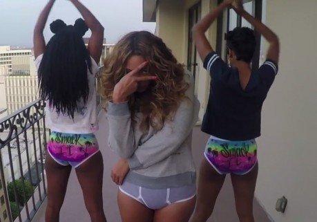 Beyoncé en petite culotte et déchaînée dans son dernier clip