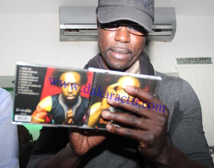Sidy Samb a présenté son album SUNU