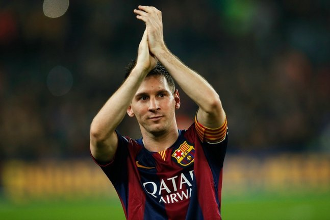 Barcelone: Messi a battu 7 records en un match !